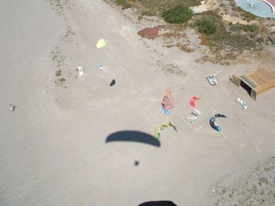 Kitesurfing Almeria