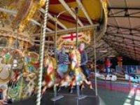 Indoor fun park.