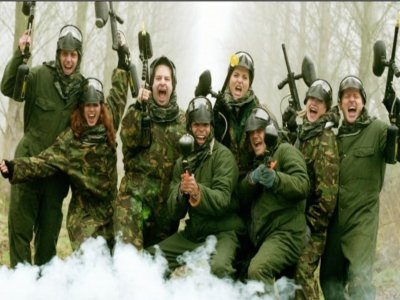 Paintball Experience in London for 2hs