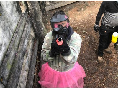 Game of Paintball in Glasgow for 2hs
