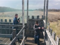 Paintball Competition in Exeter for 2hs