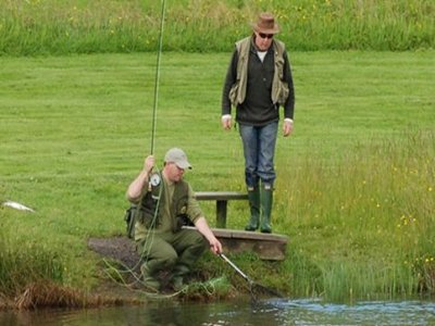 Wellsfield Farm Fishing