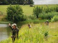 Anglers on Lochan Uaithne