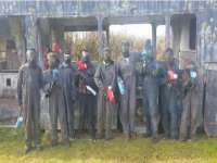 300 Paintball Game in Bristol for 2hs
