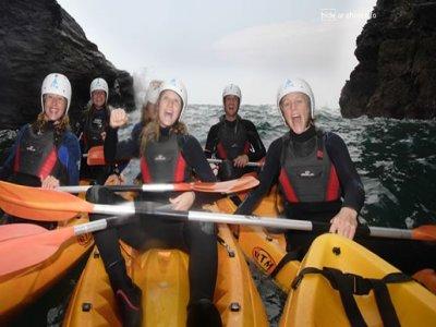 Cornish Rock Tors Ltd Kayaking