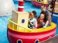 Grandpa Pigs Boat Ride