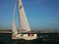 Sailing with Brighton Marina