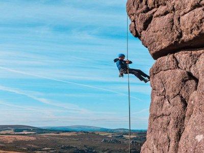 Rock Climbing in Dartmoor for 2hs