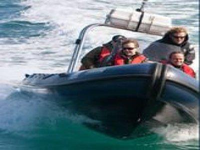 Cornish Rock Tors Powerboating