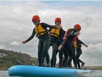 Mega Paddleboard in Salcombe for 1h30