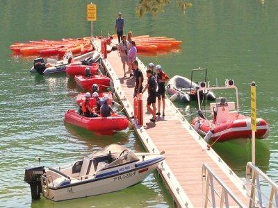 Port de Pomanyons - Club Nàutic Segre Rialb Pesca