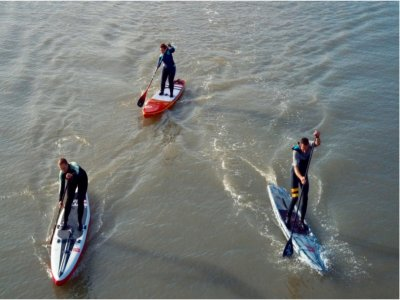 SUP Taster Lesson in Brighton for 1h:30