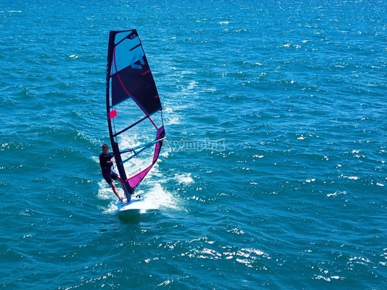Windsurfing Kingway