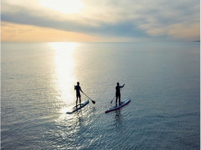 Private SUP in Sussex for 1h
