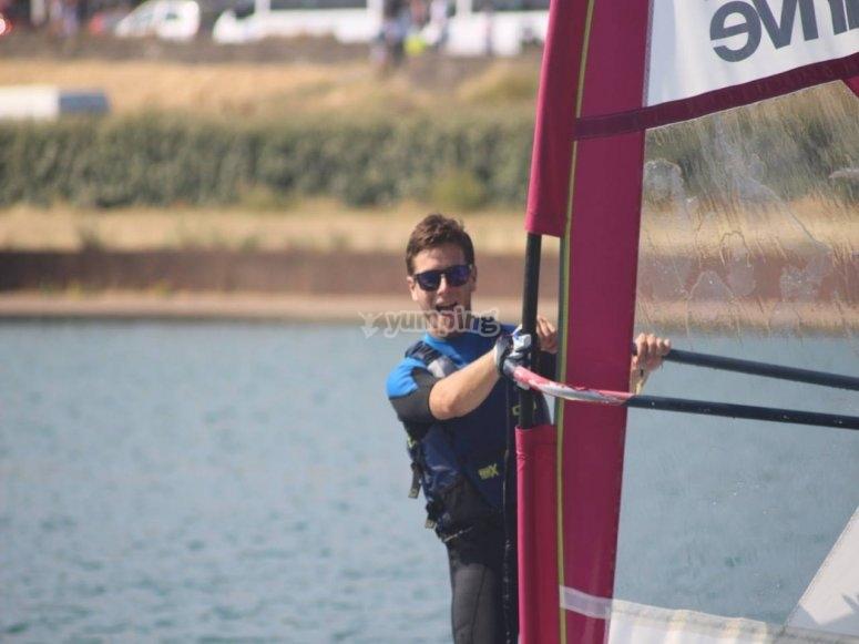 windsurfing tours