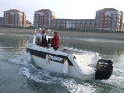 Harwell Charters Boat Trips