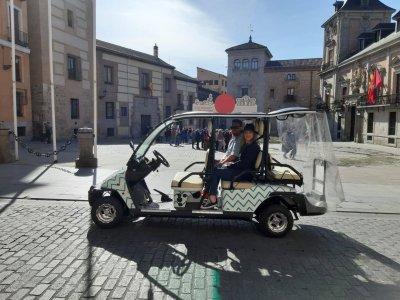 Urban Safari Buggies