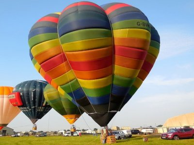 Atmosphere Hot Air Balloons
