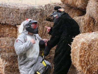 Tematic Paintball Adrenalicia
