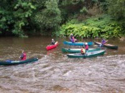 Outdoor Activities Service Canoeing