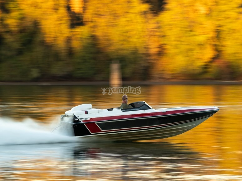 Get pulled by one of our powerboats