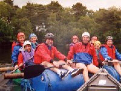 Outdoor Activities Service Rafting