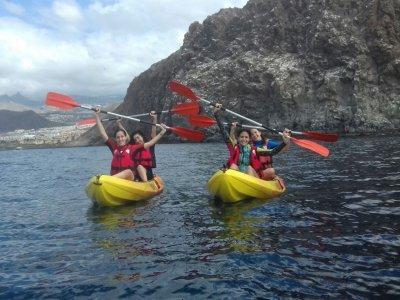 Kayak Adventure Tenerife
