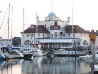 The Royal Norfolk & Suffolk Yacht Clubhouse