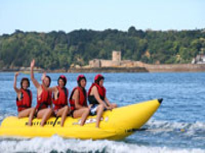 15 Minute Banana Boat Ride St Helier