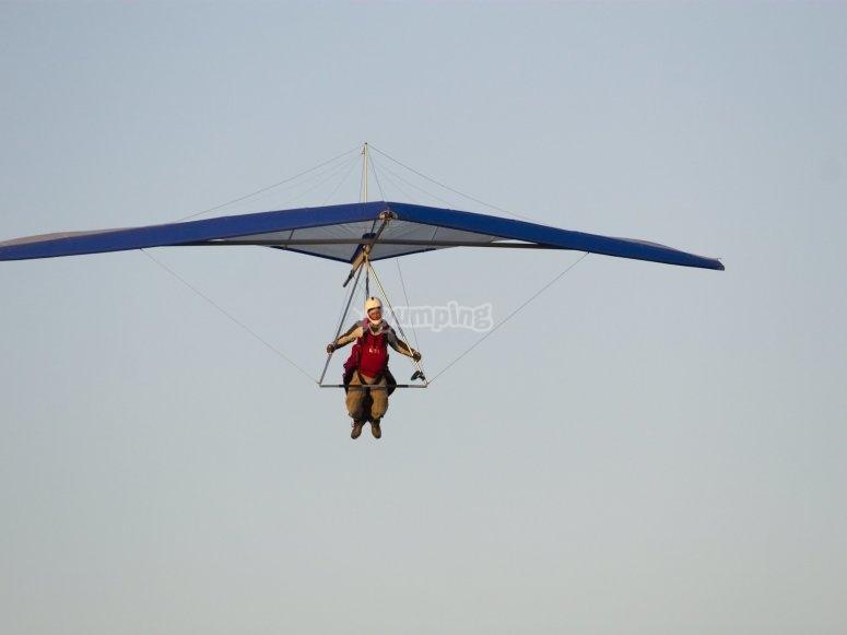 Hang Gliding adventures