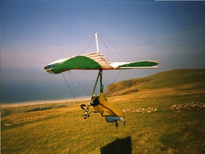 Hang Gliding Elementary Pilot Course Antrim 4 days