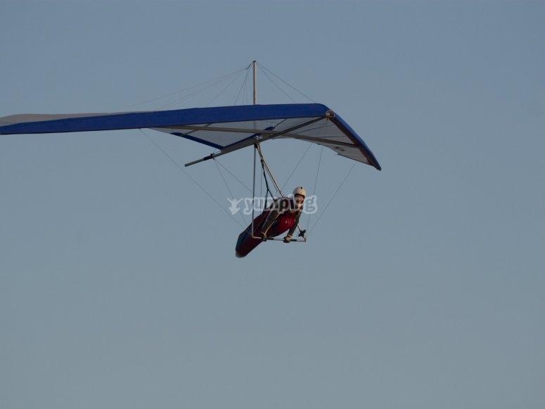 Exclusive Hang Gliding Adventure