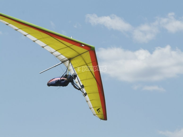 Hang Gliding for experts