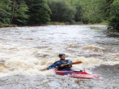 Outdoor Performance Coaching Kayaking