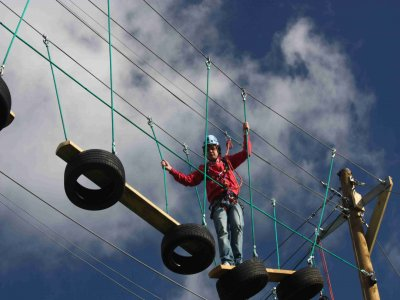 Aerial Adventure High Ropes Course Ware