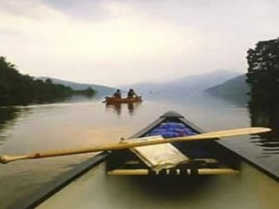 Full Day of Canoe, Kayak and Raft Building
