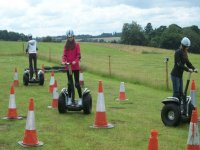 Off-Road Segway Rally Ware