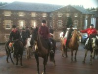 Trekking with Scottish Equestrian Hotel