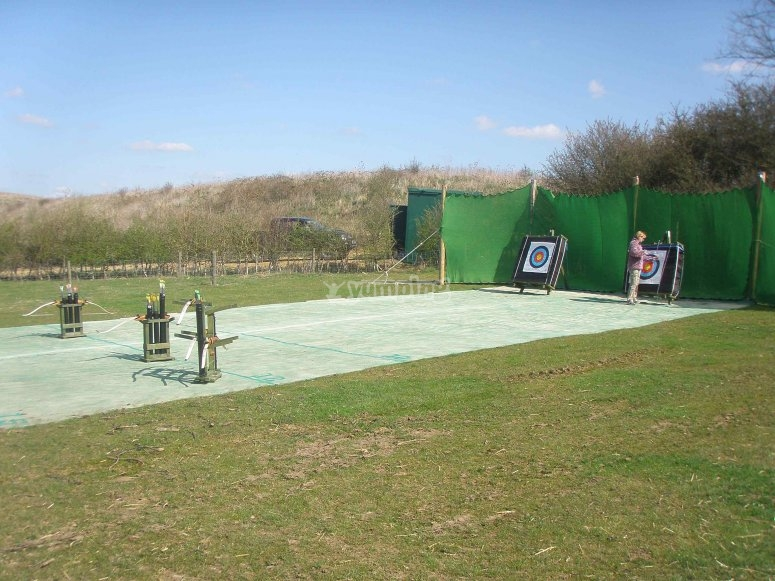 Target Archery Range