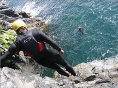 Cornish Rock Tors Ltd Coasteering