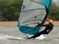 Speedy Windsurfer