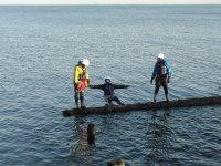 Coasteering Kinghorn Fife