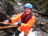Canyoning Adventure in Cambria Half Day