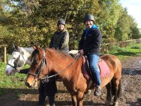 Hacking with Bridlewood Riding Centre
