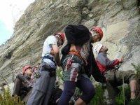 Thoughtful climbing