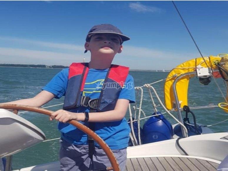 Kid skipper