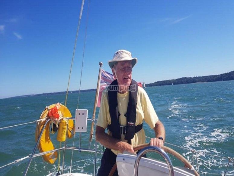 I'm a skipper