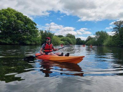 Kayaking Experience in Linton for 3h