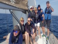 Yachting experience for five days in Hamble