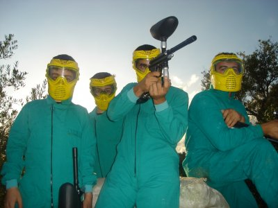 Paintball en Guillena